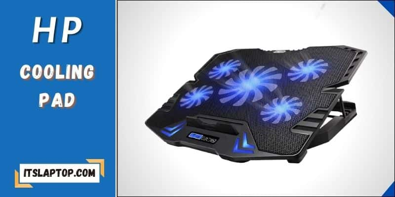HP cooling pad