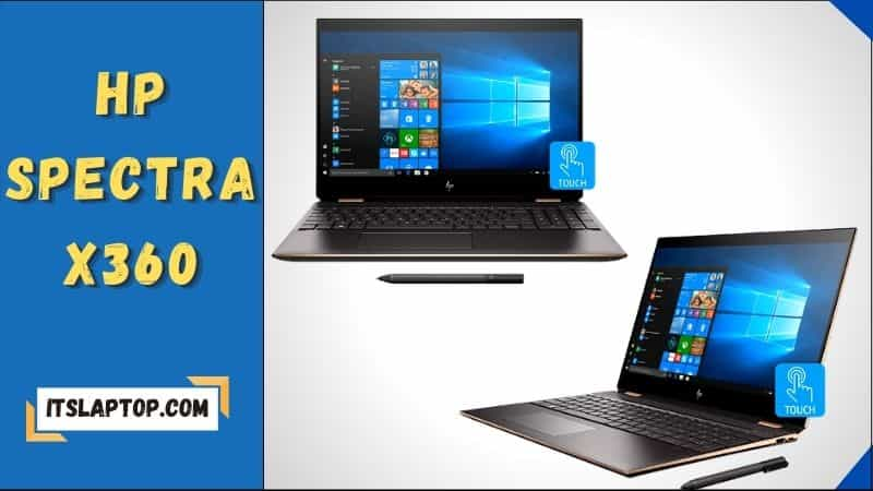 Hp Spectra x360-best laptops for english majors