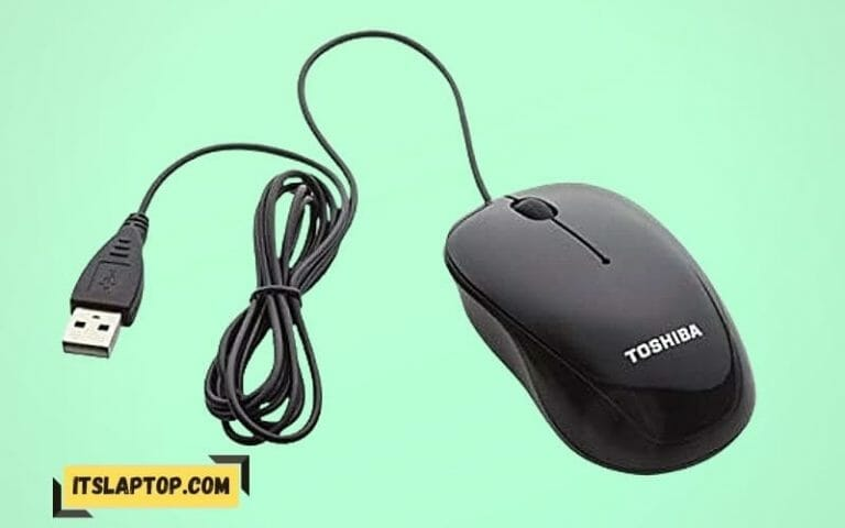 How to Unlock Mouse on Toshiba Laptop