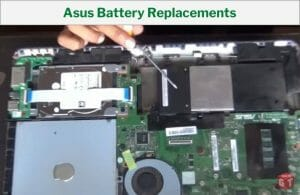 Asus Battery Replacements