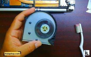 How to Fix Cooling Fan on HP Laptop