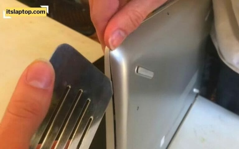 How to Open hp Laptop Keyboard