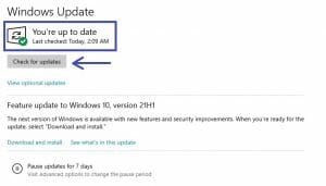 How to update windows-Why Is My Asus VivoBook 15 So Slow