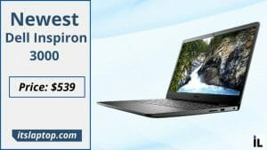 Newest Dell Inspiron 3000
